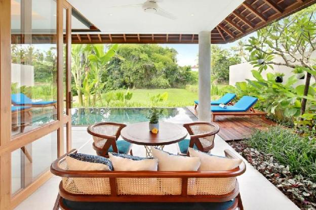 Favorite Villas for Couple at Central Ubud 1BR
