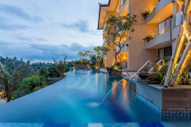 Sutera Garden Villa  Private Pool SS - Breakfast