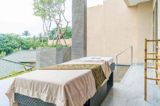 Ananda River Front Lower  Private Pool - Breakfast