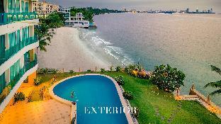 Paradise Ocean View 1 Bedroom Luxury Sea View อพาร์ตเมนต์ 1 ห้องนอน 1 ห้องน้ำส่วนตัว ขนาด 60 ตร.ม. – บางละมุง