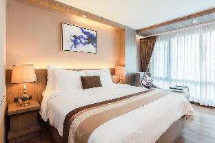 DLX Wealth Lodge Asoke only 350 m to BTS Nana อพาร์ตเมนต์ 1 ห้องนอน 1 ห้องน้ำส่วนตัว ขนาด 32 ตร.ม. – สุขุมวิท