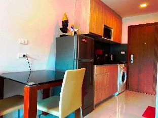 [ジョムティエンビーチ]スタジオ アパートメント(25 m2)/1バスルーム 4 Star Condo Pool View -Laguna Beach Resort 2 ,5FL