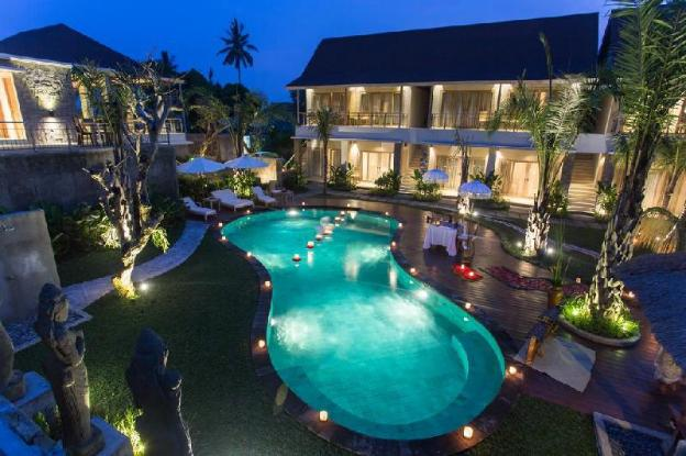 One Bedroom with pool & Garden View A