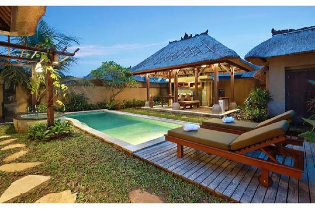1 Bedroom Royal Pool Villa Ubud N - Breakfast