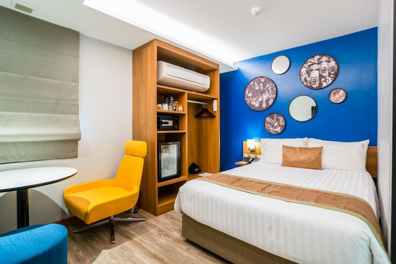 Aqua Bliss nearby MRT Sutthisan อพาร์ตเมนต์ 1 ห้องนอน 1 ห้องน้ำส่วนตัว ขนาด 15 ตร.ม. – รัชดาภิเษก