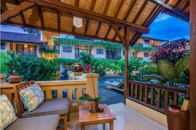 Family Suite Room Cottage jati - Breakfast