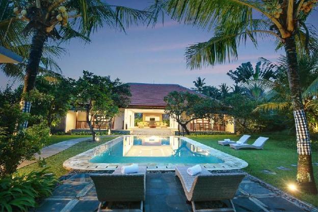 Three Bedroom Pool Villa Sativa Ubud - Breakfast