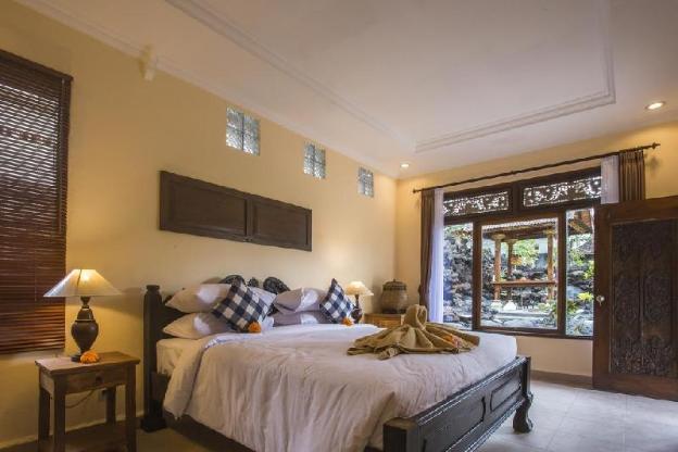 Capung Deluxe Room Ubud - Breakfast