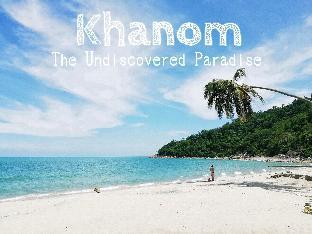 [市内周辺]アパートメント(120m2)  2ベッドルーム/2バスルーム 2-Bedroom Khanom Beach Residence Condo - Seaview