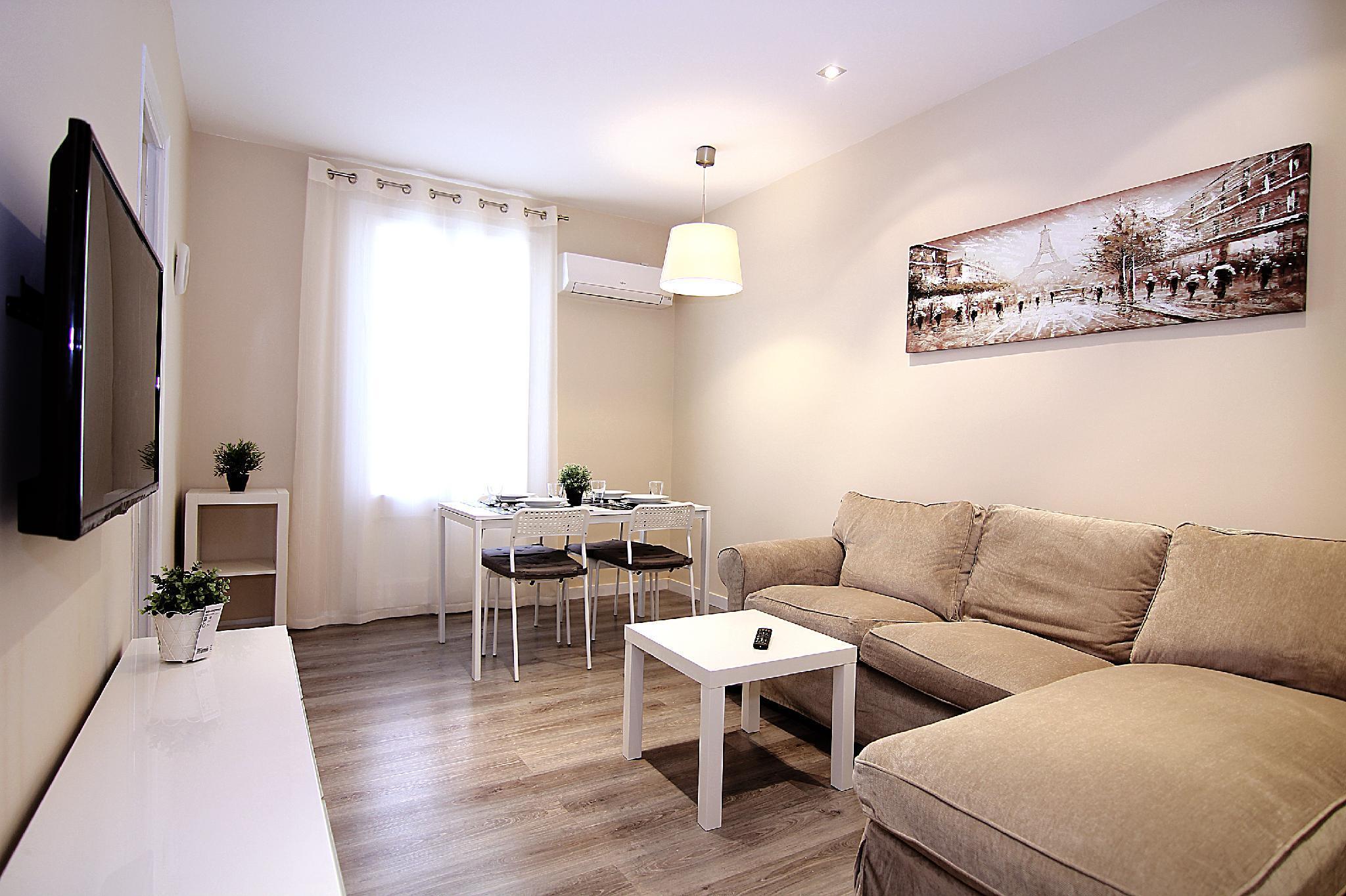 Privileged apartment