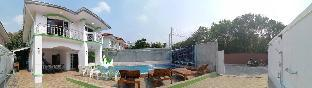 [ジョムティエンビーチ]ヴィラ(175m2)| 8ベッドルーム/9バスルーム 8BR  Beachfront with slider