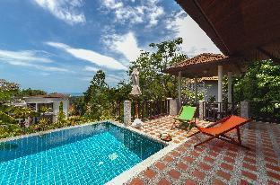 [チャウエン]ヴィラ(150m2)| 2ベッドルーム/2バスルーム  Sea view Orchid villa Chaweng