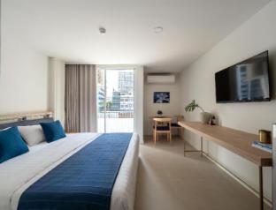 BLU395 /406 Room อพาร์ตเมนต์ 1 ห้องนอน 1 ห้องน้ำส่วนตัว ขนาด 27 ตร.ม. – จตุจักร