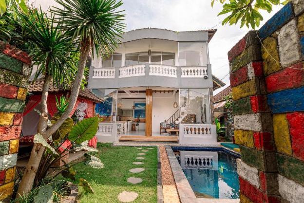 Silicon Bali I Villa