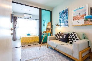[Ratchada]アパートメント(30m2)| 1ベッドルーム/1バスルーム [hiii]Tuscany/InfinityPool|Ramkhamhaeng-BKK239