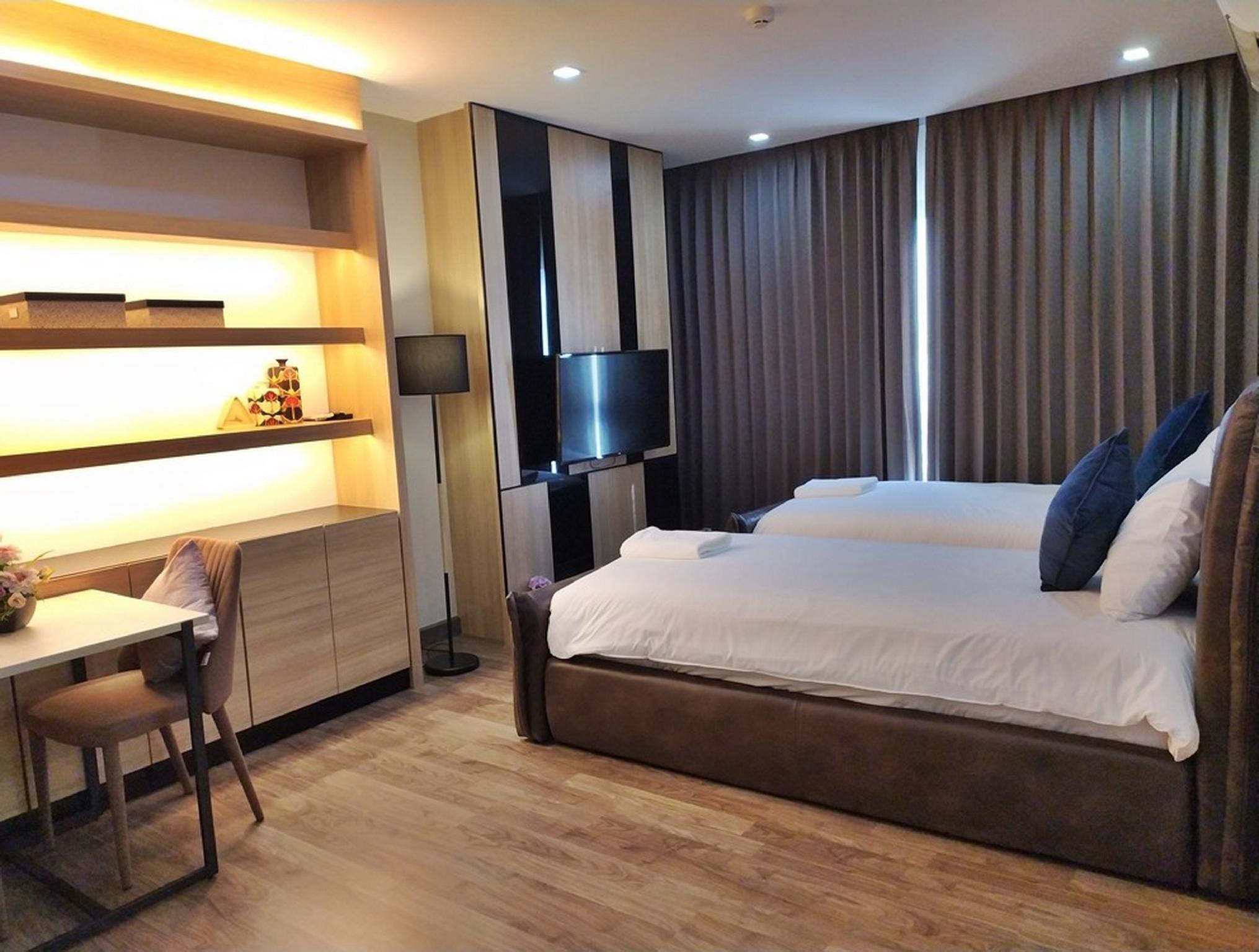 The Suthep View Residence BH-104 Chiang Mai อพาร์ตเมนต์ 1 ห้องนอน 1 ห้องน้ำส่วนตัว ขนาด 35 ตร.ม. – สนามบินเชียงใหม่