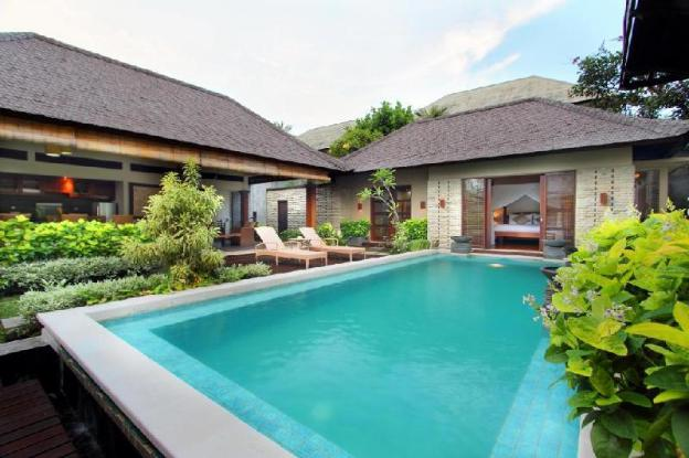 3 Bedroom Deluxe Pool Villa - Breakfast