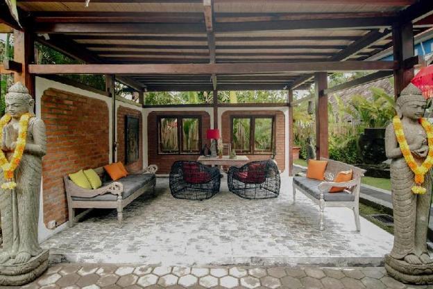 Four Bedrooms Located in Heart of Seminyak