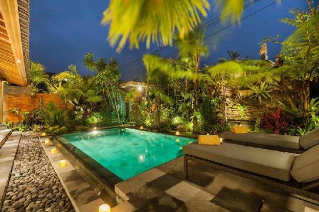 2BR Incredible Place Private Pool Villa at Ubud
