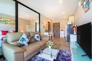 Modern Stylish Living Pool View condo near beach อพาร์ตเมนต์ 1 ห้องนอน 1 ห้องน้ำส่วนตัว ขนาด 40 ตร.ม. – ในยาง