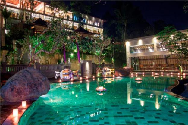 1BR Very  Luxury  Villa at Ubud Bali