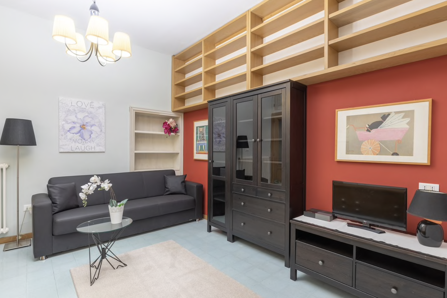 Monti Graceful Apartment