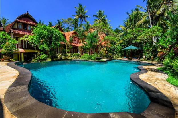Large Swimming Pool Villa for 6BR