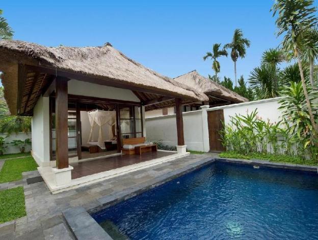 1 BR Superior Pool Villa- Breakfast