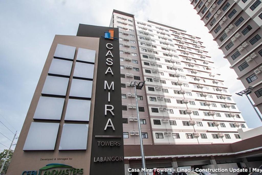 Affordable Studio Unit at Casa Mira Labangon