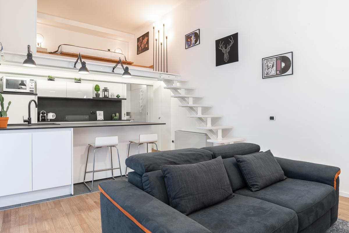 UD Apartments - Milan Isola Lancetti Loft