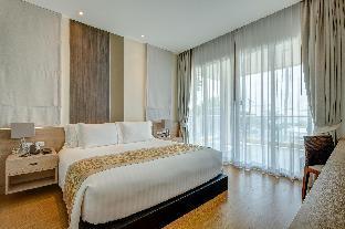 [クロンムアン]アパートメント(144m2)| 2ベッドルーム/2バスルーム Deluxe Two Bedroom Suite Room 144 SQ.M