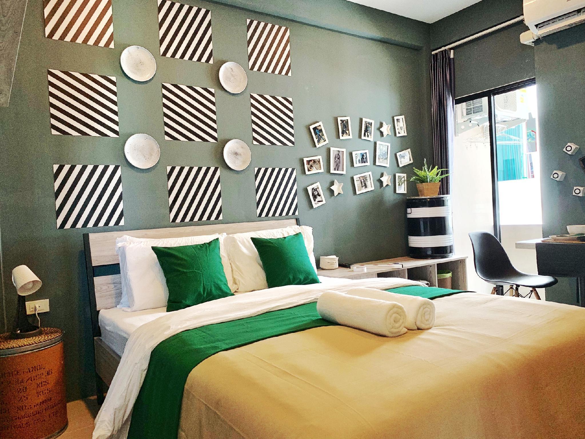 Cozy Room with private bathroom balcony19