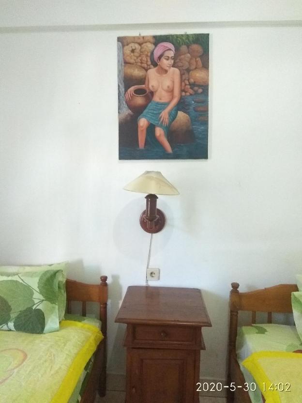 Shanti homestay Sanur beach