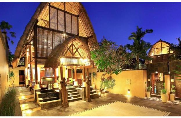 Lavish and Blissfull Villa for Two Bedrooms