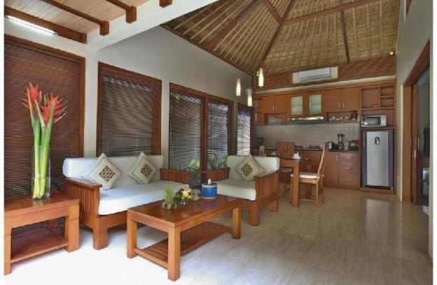The Blissful and Lavish  3BR Villa at Jimbaran