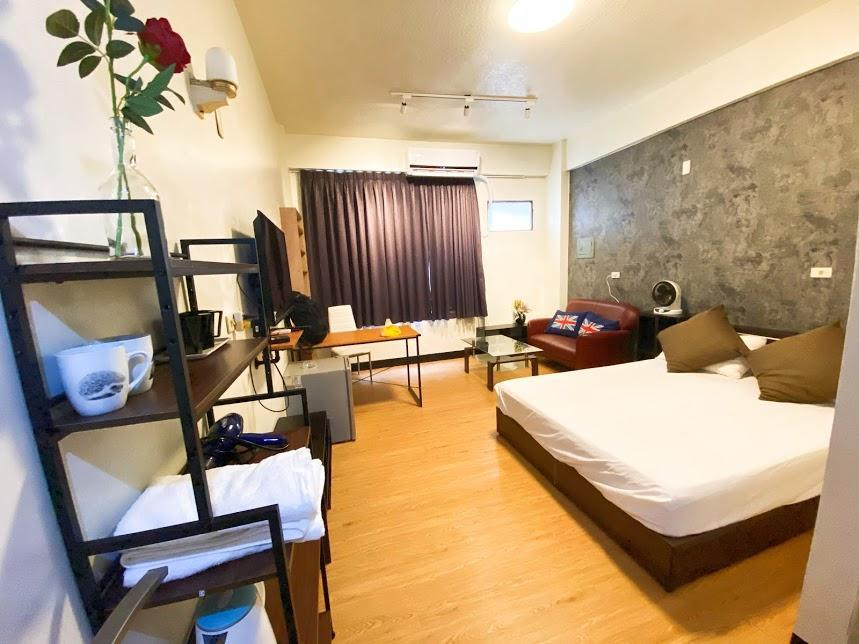 G house Value Double Room 2-1