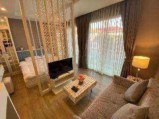 [バンセーン]スタジオ アパートメント(29 m2)/1バスルーム Honeymoonsweetroom@The Blu X Bangsaen