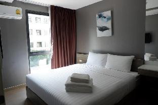 [スクンビット]アパートメント(42m2)| 1ベッドルーム/1バスルーム Dazzle Residence