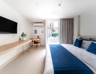 [Chatuchak]アパートメント(26m2)| 1ベッドルーム/1バスルーム BLU395 /202 Room