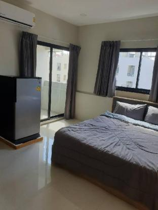[Ratchada]アパートメント(20m2)| 1ベッドルーム/1バスルーム N's Place1