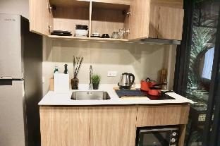 [ホアヒン市内中心地]スタジオ アパートメント(27 m2)/1バスルーム La Casita Hua Hin Sansiri