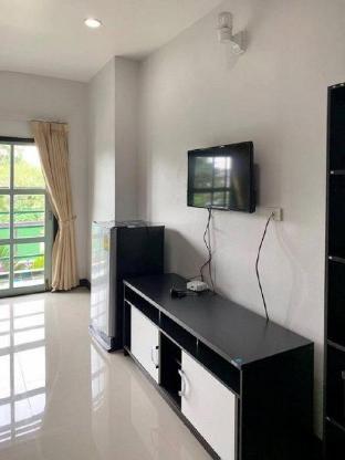 [ランプーン]スタジオ アパートメント(40 m2)/1バスルーム Baan Ueng fah 03