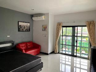 [ランプーン]スタジオ アパートメント(40 m2)/1バスルーム Baan Ueng fah 10