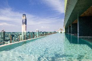 [サイアム]アパートメント(35m2)| 1ベッドルーム/1バスルーム NewFree Pick upVeryHighFloor5minBTSNetflix
