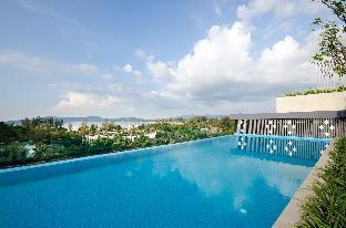 [スリン]アパートメント(41m2)| 1ベッドルーム/1バスルーム Aristo2 RM 705 Sea View Surin