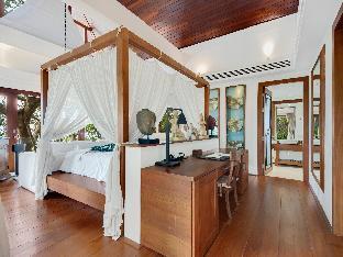[バンポル]ヴィラ(100m2)| 2ベッドルーム/2バスルーム Luxury Beach Front Villa  A with 2 Bedroom
