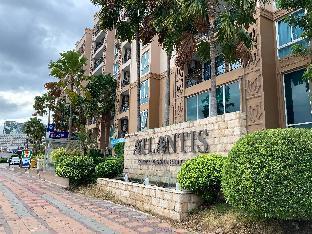 [ジョムティエンビーチ]アパートメント(30m2)| 1ベッドルーム/1バスルーム Atlantis Condo & Water Park Pattaya 芭堤雅特蒂斯水上公公寓