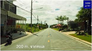 [プランブリー]ヴィラ(1000m2)| 8ベッドルーム/8バスルーム Big Space PoolVilla for 24 Persons | Pranburi
