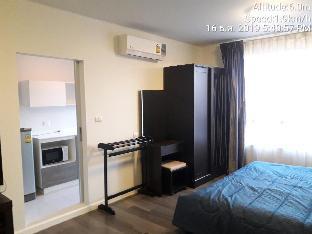 [バーンボー]アパートメント(30m2)  1ベッドルーム/1バスルーム D Condo Campus Resort  Bangna