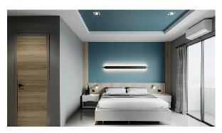 [ムアンチョンブリー]アパートメント(22m2)| 1ベッドルーム/1バスルーム DHANAKARN HOTEL